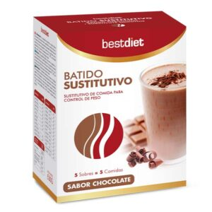 BESTDIET CHOCOLATE REPLACEMENT SHAKES