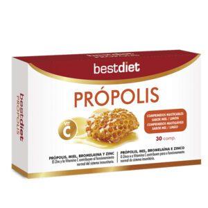 BESTDIET CHEWABLE PROPOLIS TABLETS