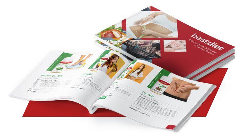 Mockup Catálogo BESTDIET