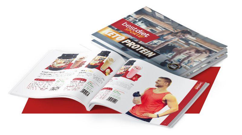 Mockup Catálogo KETO